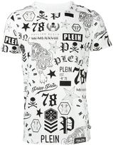 Philipp Plein 'So Black' T-shirt - men - Cotton - L