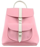 Grafea Women's Amelia Baby Backpack Pink/White