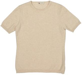 Colombo Beige Cashmere Knitwear