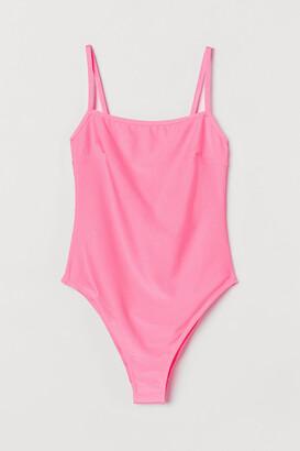 H&M Swimsuit High leg