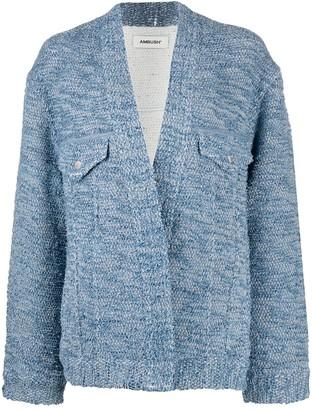 Ambush Kimono-Style Denim Jacket