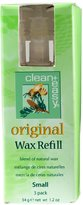 Clean + Easy Clean & Easy Original Wax Refill - Small