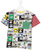 Fendi printed T-shirt - kids - Cotton/Spandex/Elastane - 3 yrs