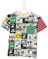 Fendi printed T-shirt - kids - Cotton/Spandex/Elastane - 4 yrs