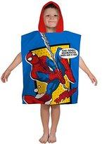 Spiderman Webhead Hooded Poncho Towel