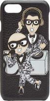 Dolce & Gabbana iPhone 7 Leather Case