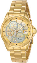 Invicta Womens Gold Tone Bracelet Watch-23568