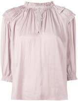 Ulla Johnson gathered blouse - women - Polyester - 6