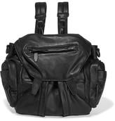 Alexander Wang Marti Mini Leather Backpack - Black