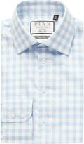 Thomas Pink Plato check slim-fit cotton shirt