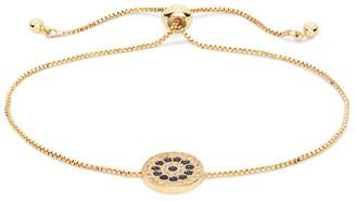 Eye Candy La Luxe Crystal Evil Eye Bracelet