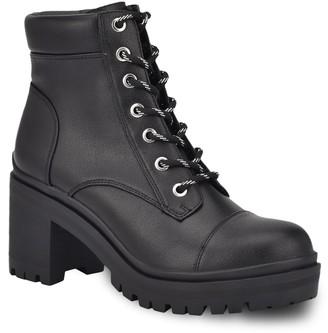 Nine West Quala Women's Combat Boots