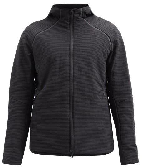 Lululemon Texture Tech Hooded Jacket - Black