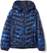 Gap ColdControl Lite space puffer jacket
