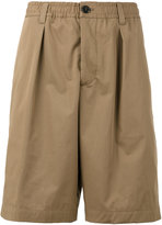 Marni drawcord shorts - men - Cotton - 46