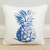 LITTLE PARADISE Pineapple Print Motif Cushion