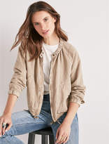 Lucky Brand Shrunken Utility Jacket
