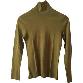 Petit Bateau Khaki Cotton Top for Women