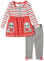 Nannette Toddlers' 2-Piece Legging Set