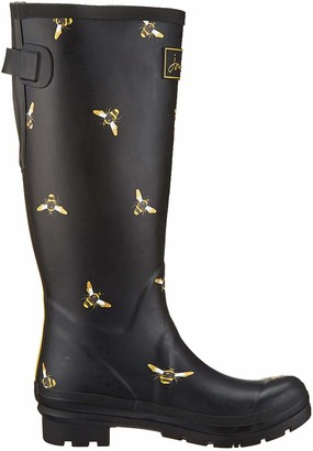 Joules Women's Welly Print Wellington Boots