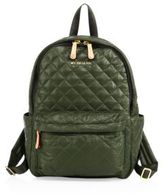 M Z Wallace Oxford Small Metro Quilted Nylon Backpack