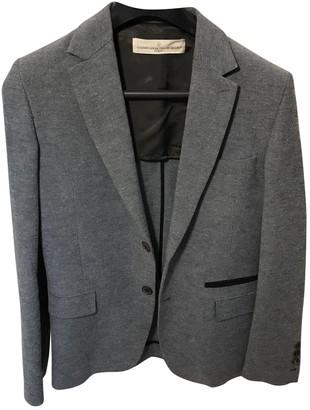 Golden Goose Grey Cotton Jackets
