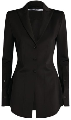 Alexander Wang Plunge Blazer Jacket