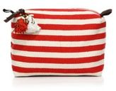 JADEtribe Valerie Striped Cosmetic Bag