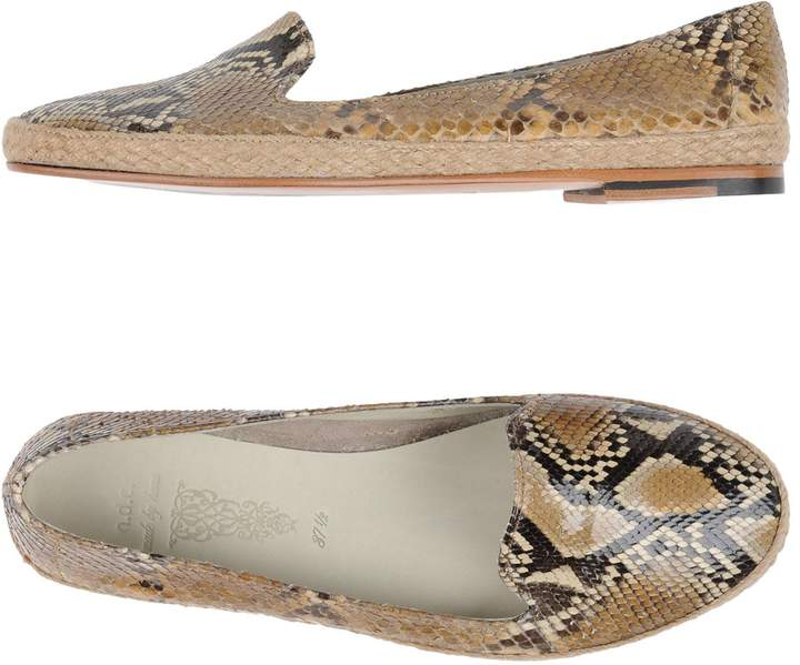 N.D.C. Made By Hand Espadrilles - Item 11195726
