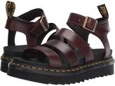 Dr. Martens Blaire Zebrilus (Charro/Black) Women's Sandals