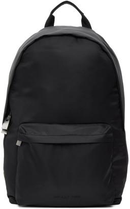 Alyx Black Fuoripista Backpack