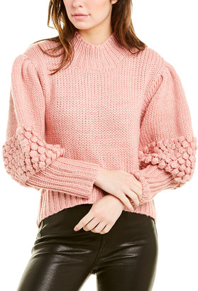 C/Meo Hold Tight Wool-Blend Sweater