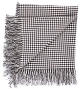 Our Legacy Linen Gingham Scarf
