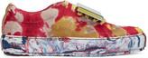 Acne Studios Muticolor Adriana Tie Dye Sneakers