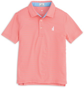 Johnnie O Merrins Stripe Polo