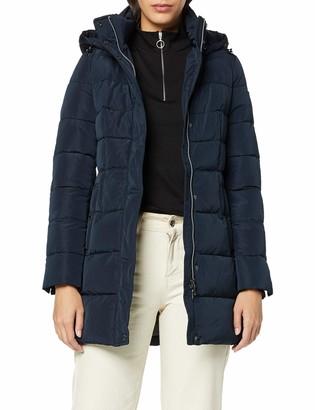 Geox Women's Aneko Long Parka with Hood Outerwear