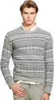 Ralph Lauren Fair Isle Wool-blend Sweater