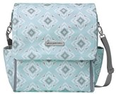 Petunia Pickle Bottom Infant 'Boxy Glazed' Diaper Bag - Blue