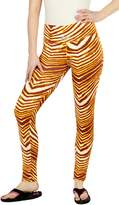 Zubaz Ladies Sport Team Legging Pants
