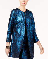 Alfani Metallic Jacket, Created for Macy's