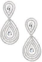 Cezanne Rhinestone Statement Drop Earrings