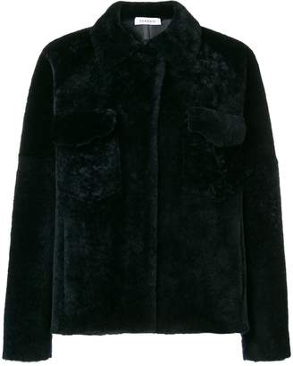 P.A.R.O.S.H. furry longsleeved jacket