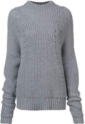 Jason Wu chunky knit sweater