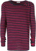 Faith Connexion sailors stripe T-shirt