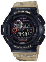 G-Shock The Tough Solar Round Strap Chronograph Watch