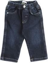Il Gufo Denim pants - Item 42586099