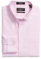 Nordstrom Men's Trim Fit Solid Oxford Dress Shirt