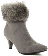 Impo Nina Faux Fur Trimmed Bootie