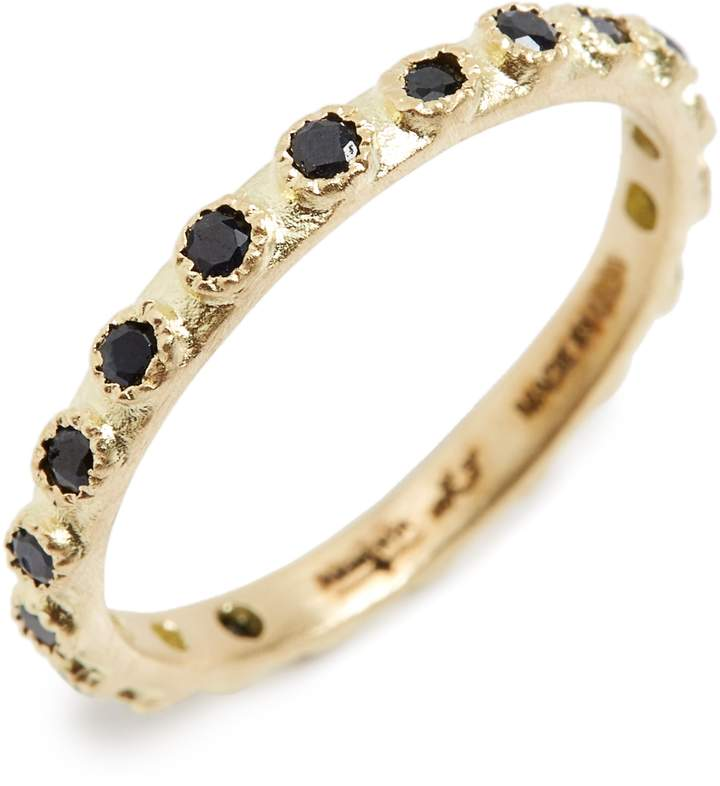 Armenta Old World Sapphire Stack Ring