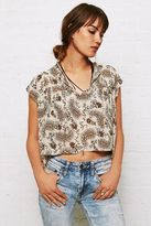 American Eagle Outfitters Don't Ask Why Babydoll Top
